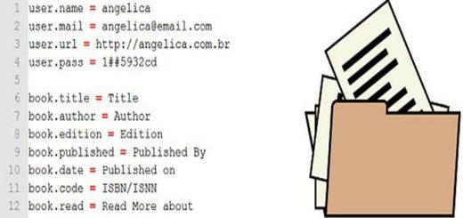 Tutorial Java arquivos de propriedades