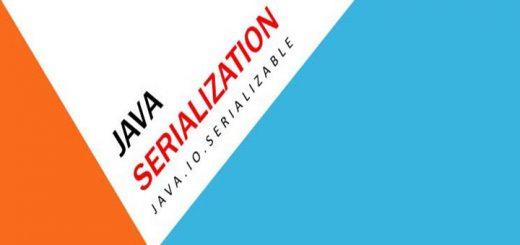 Tutorial Java com Serialization